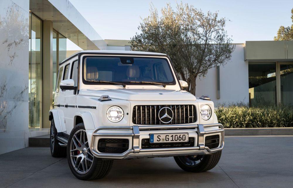 Mașinile din Romanian Roads Luxury Edition: Mercedes-AMG G63, performanțe de model sport într-un pachet complet de off-road - Poza 12