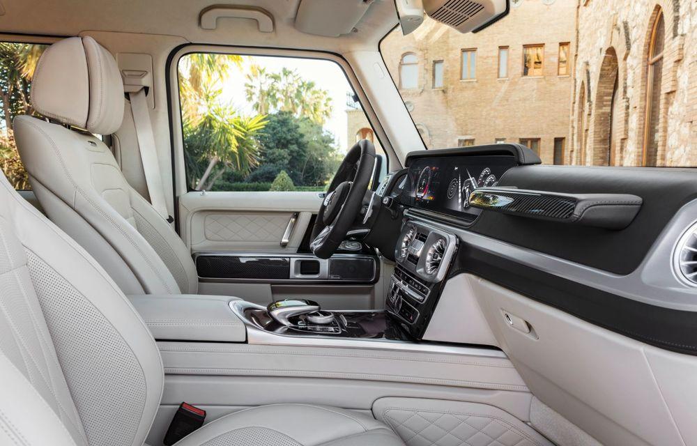 Mașinile din Romanian Roads Luxury Edition: Mercedes-AMG G63, performanțe de model sport într-un pachet complet de off-road - Poza 28