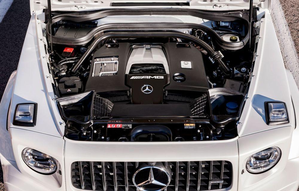 Mașinile din Romanian Roads Luxury Edition: Mercedes-AMG G63, performanțe de model sport într-un pachet complet de off-road - Poza 33