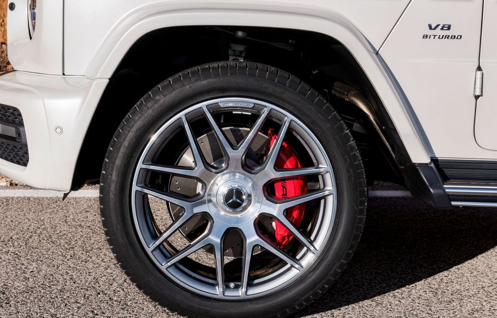 Mașinile din Romanian Roads Luxury Edition: Mercedes-AMG G63, performanțe de model sport într-un pachet complet de off-road - Poza 23