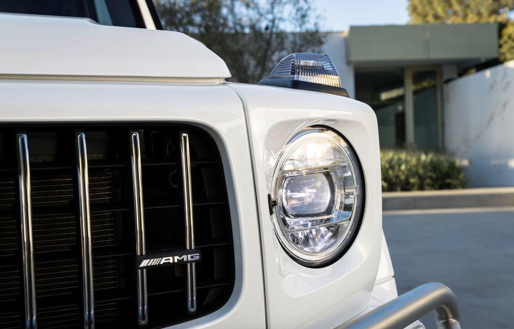 Mașinile din Romanian Roads Luxury Edition: Mercedes-AMG G63, performanțe de model sport într-un pachet complet de off-road - Poza 21