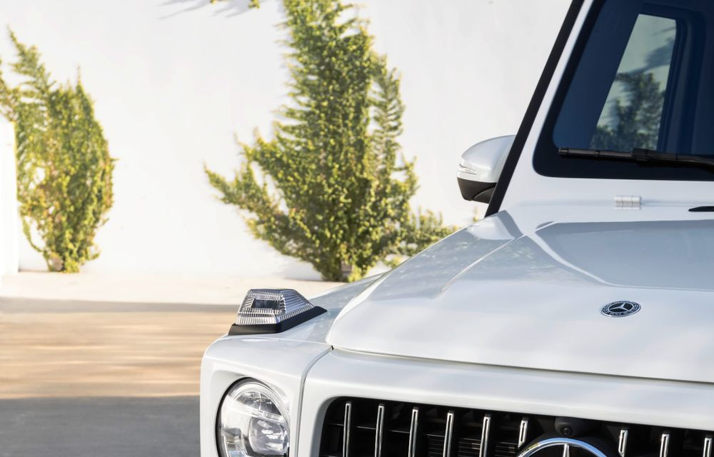 Mașinile din Romanian Roads Luxury Edition: Mercedes-AMG G63, performanțe de model sport într-un pachet complet de off-road - Poza 20