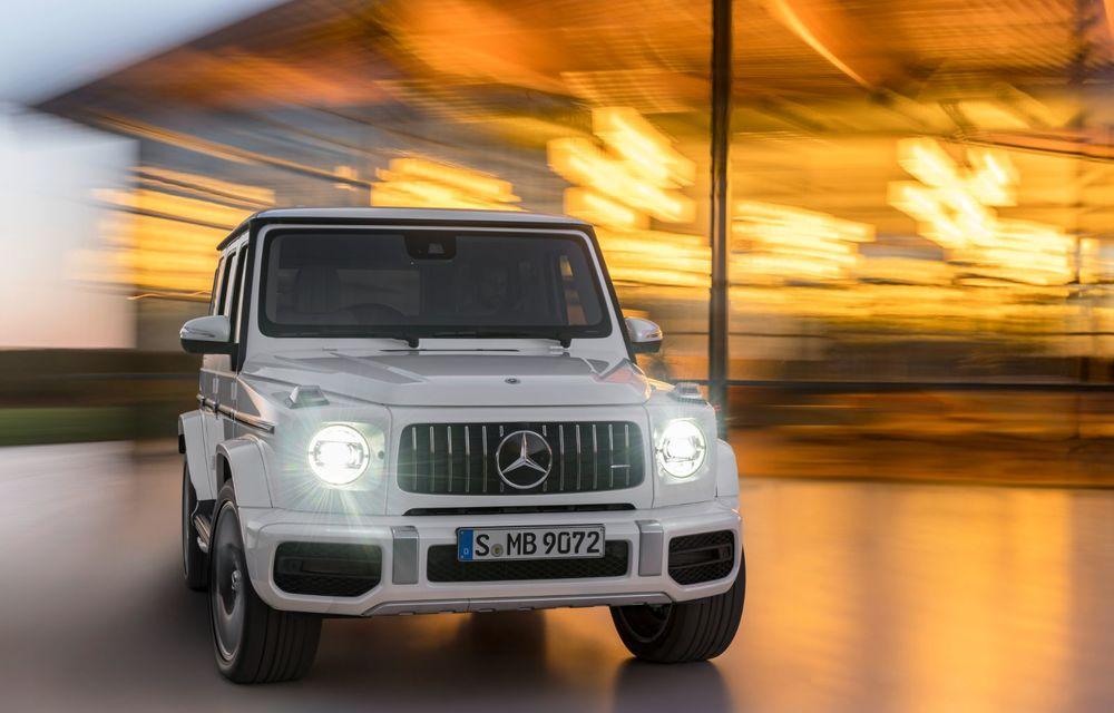 Mașinile din Romanian Roads Luxury Edition: Mercedes-AMG G63, performanțe de model sport într-un pachet complet de off-road - Poza 13