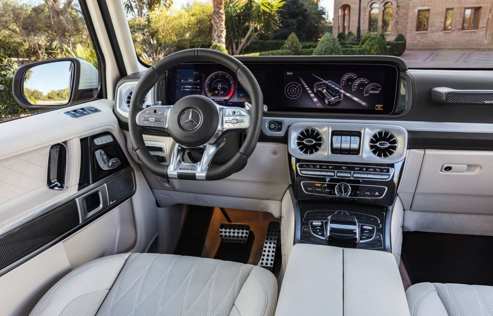 Mașinile din Romanian Roads Luxury Edition: Mercedes-AMG G63, performanțe de model sport într-un pachet complet de off-road - Poza 26