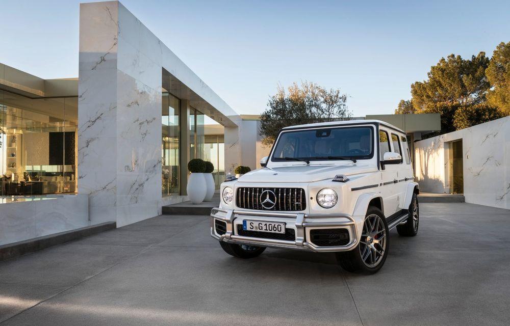 Mașinile din Romanian Roads Luxury Edition: Mercedes-AMG G63, performanțe de model sport într-un pachet complet de off-road - Poza 9