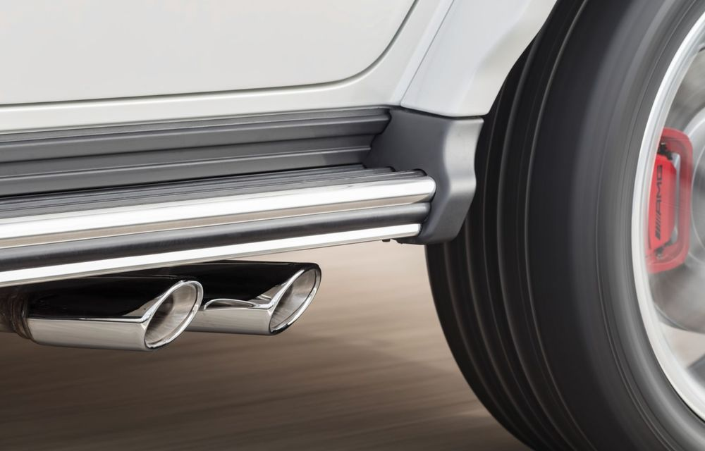 Mașinile din Romanian Roads Luxury Edition: Mercedes-AMG G63, performanțe de model sport într-un pachet complet de off-road - Poza 11