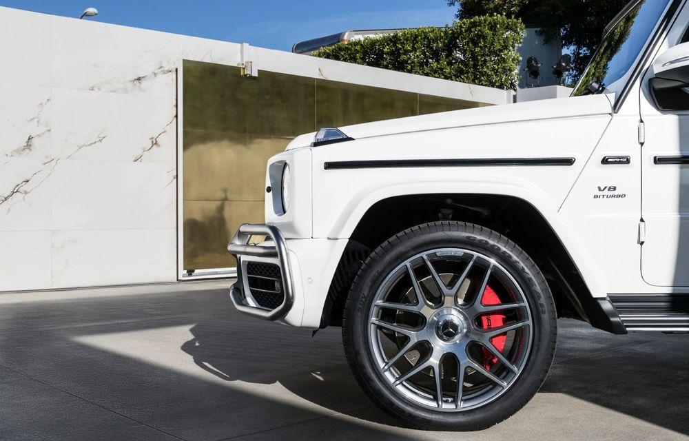 Mașinile din Romanian Roads Luxury Edition: Mercedes-AMG G63, performanțe de model sport într-un pachet complet de off-road - Poza 22