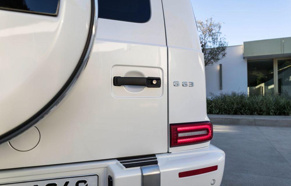 Mașinile din Romanian Roads Luxury Edition: Mercedes-AMG G63, performanțe de model sport într-un pachet complet de off-road - Poza 25