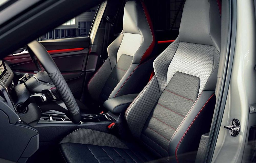Volkswagen lansează noul Golf GTI Clubsport: 300 de cai putere și 0-100 km/h în mai puțin de 6 secunde - Poza 7