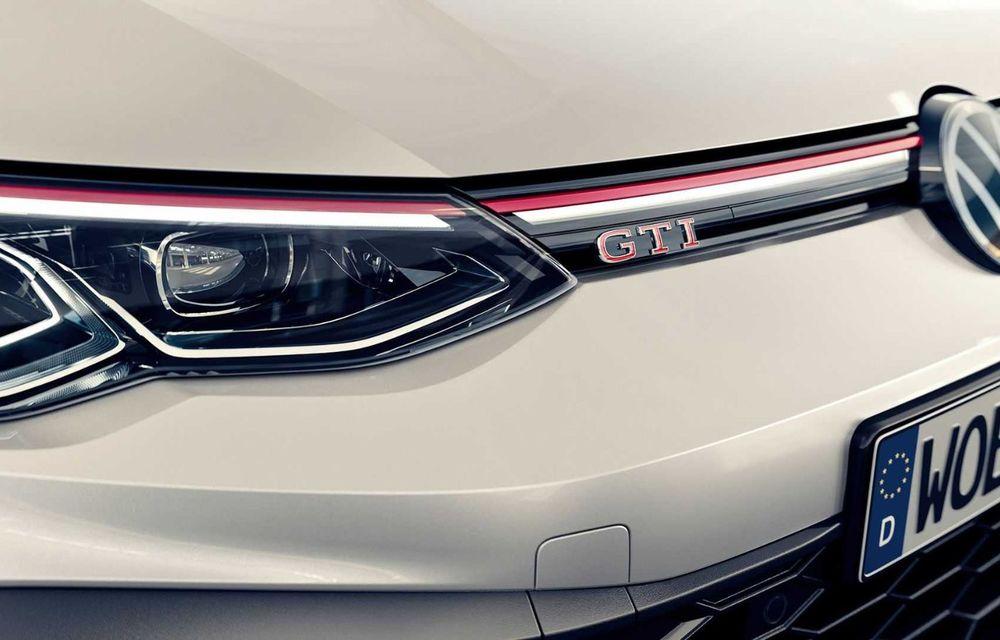 Volkswagen lansează noul Golf GTI Clubsport: 300 de cai putere și 0-100 km/h în mai puțin de 6 secunde - Poza 5