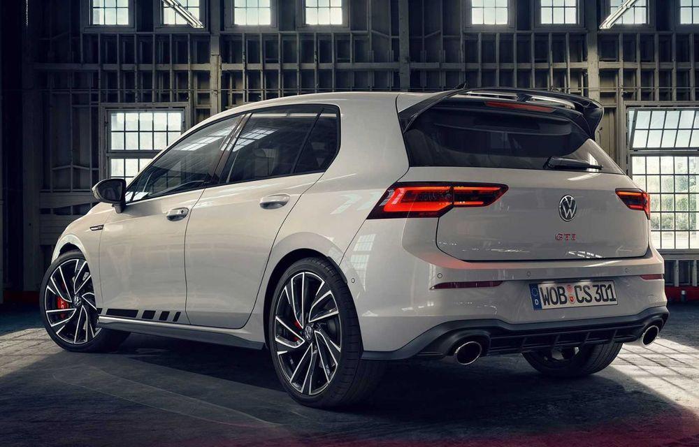 Volkswagen lansează noul Golf GTI Clubsport: 300 de cai putere și 0-100 km/h în mai puțin de 6 secunde - Poza 2