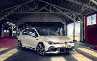 Volkswagen lansează noul Golf GTI Clubsport: 300 de cai putere și 0-100 km/h în mai puțin de 6 secunde