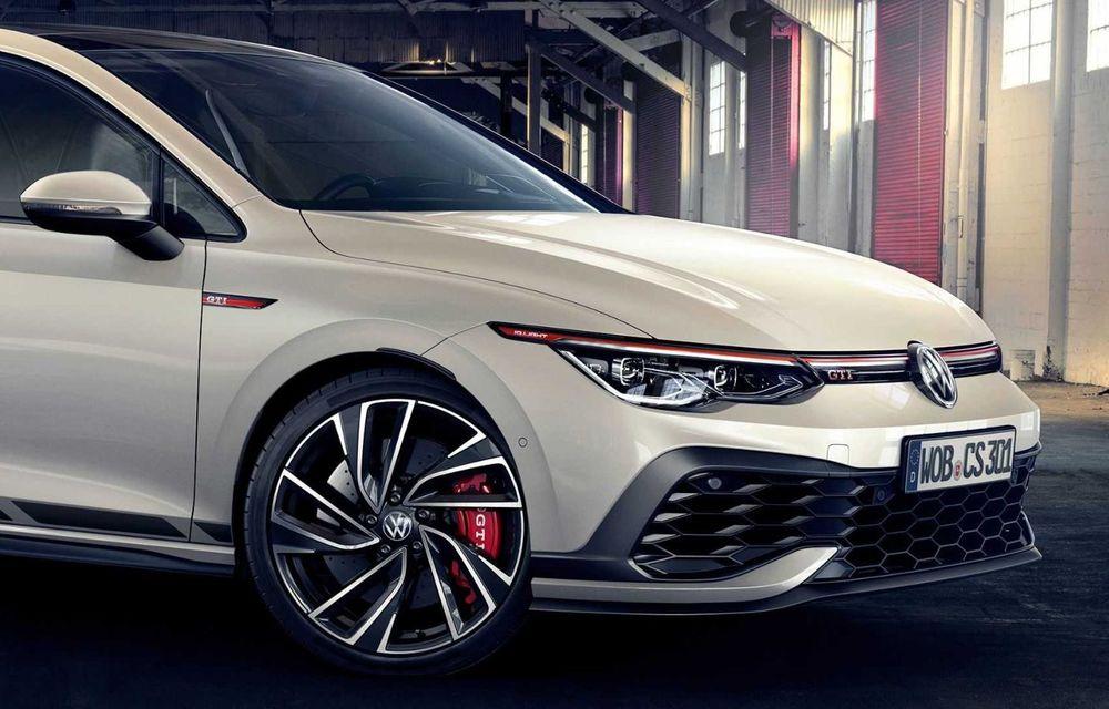 Volkswagen lansează noul Golf GTI Clubsport: 300 de cai putere și 0-100 km/h în mai puțin de 6 secunde - Poza 4
