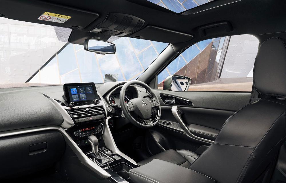 Mitsubishi Eclipse Cross primește un facelift și versiune plug-in hybrid: SUV-ul va fi disponibil în România din 2021 - Poza 3