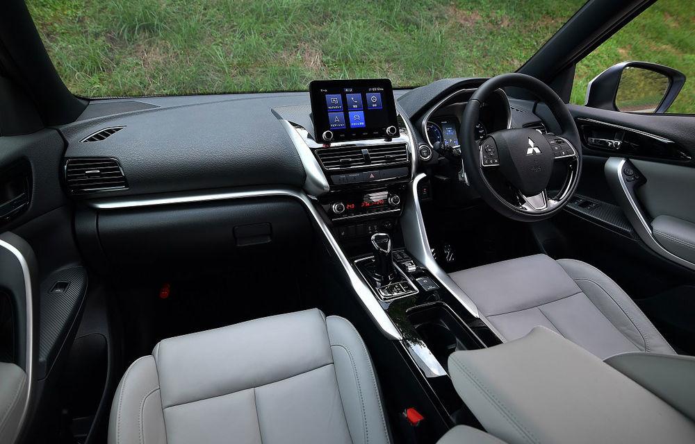 Mitsubishi Eclipse Cross primește un facelift și versiune plug-in hybrid: SUV-ul va fi disponibil în România din 2021 - Poza 4