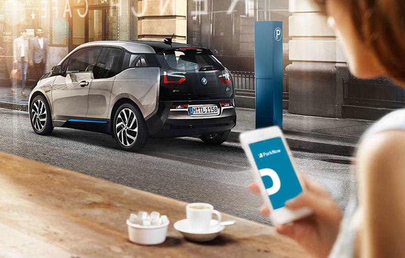 Presa germană: BMW și Daimler analizează vânzarea aplicației Park Now - Poza 1