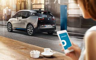 Presa germană: BMW și Daimler analizează vânzarea aplicației Park Now