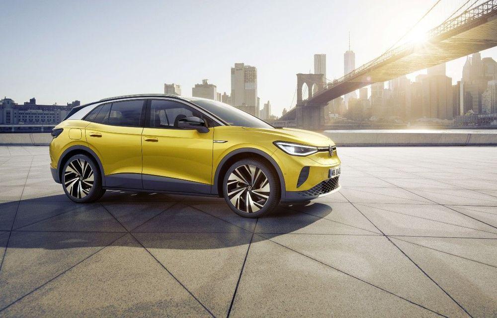 """Grupul VW a comandat peste 2.200 de roboți pentru producția de mașini electrice în trei fabrici: """"Vom avea cele mai performante uzine din industria auto"""" - Poza 1"""