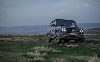 Pe drumuri mai puțin cunoscute alături de Mercedes-Benz Clasa G: experiență în off-road cu modelul-simbol al producătorului german (GATA)