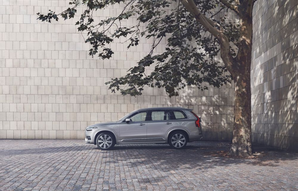 Mașinile din Romanian Roads Luxury Edition: Volvo XC90 T8 Inscription, vârful de gamă din oferta constructorului suedez - Poza 19