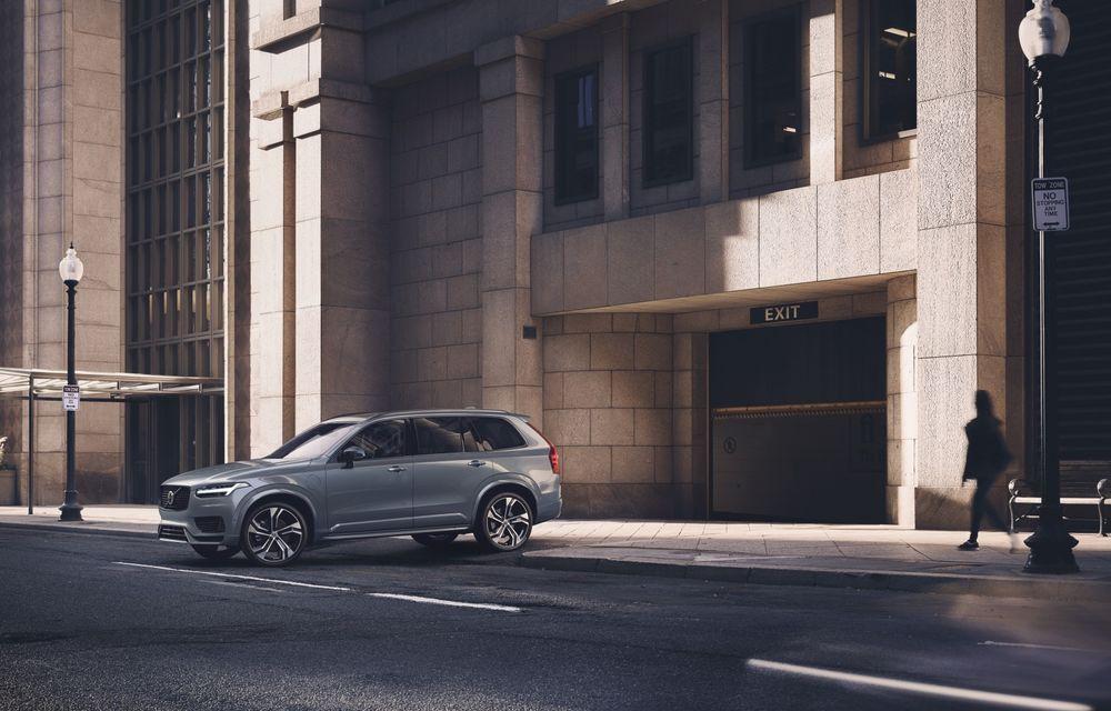 Mașinile din Romanian Roads Luxury Edition: Volvo XC90 T8 Inscription, vârful de gamă din oferta constructorului suedez - Poza 12