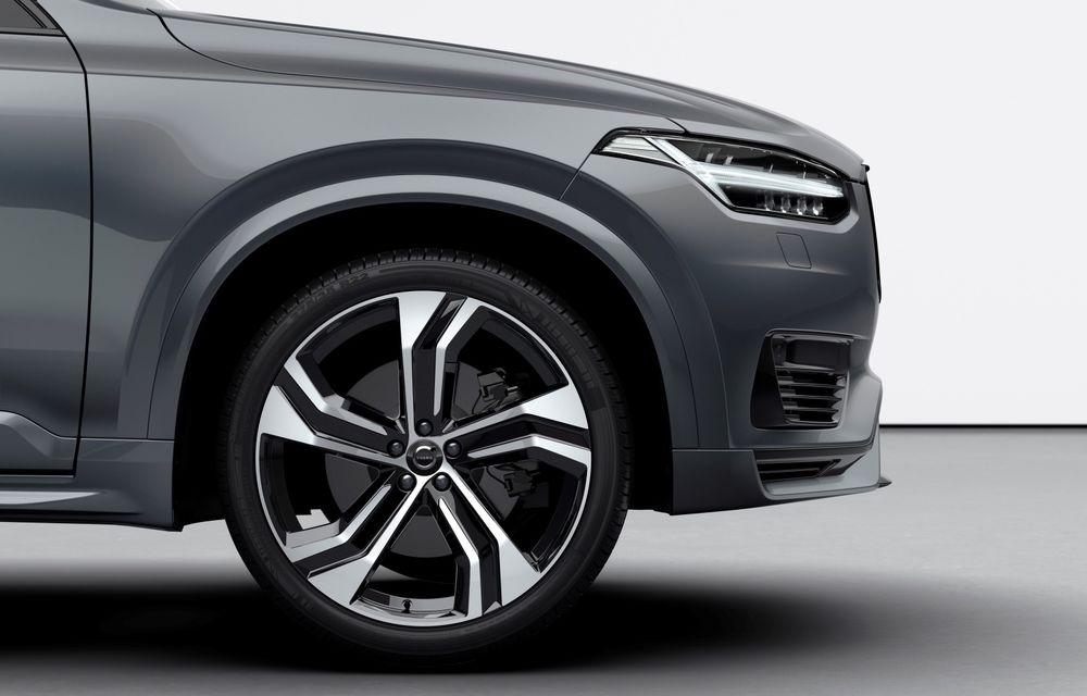 Mașinile din Romanian Roads Luxury Edition: Volvo XC90 T8 Inscription, vârful de gamă din oferta constructorului suedez - Poza 5