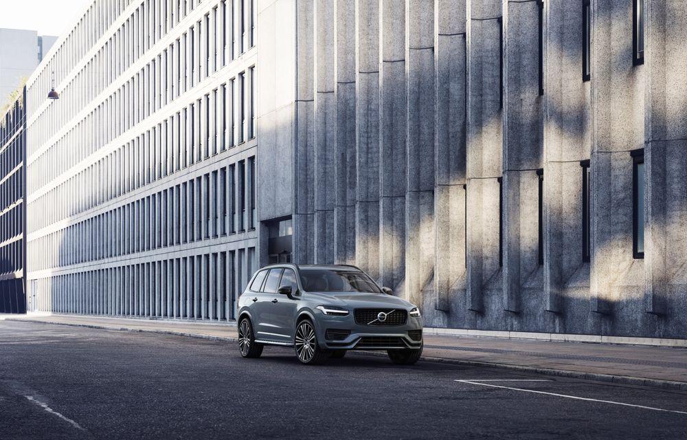 Mașinile din Romanian Roads Luxury Edition: Volvo XC90 T8 Inscription, vârful de gamă din oferta constructorului suedez - Poza 23