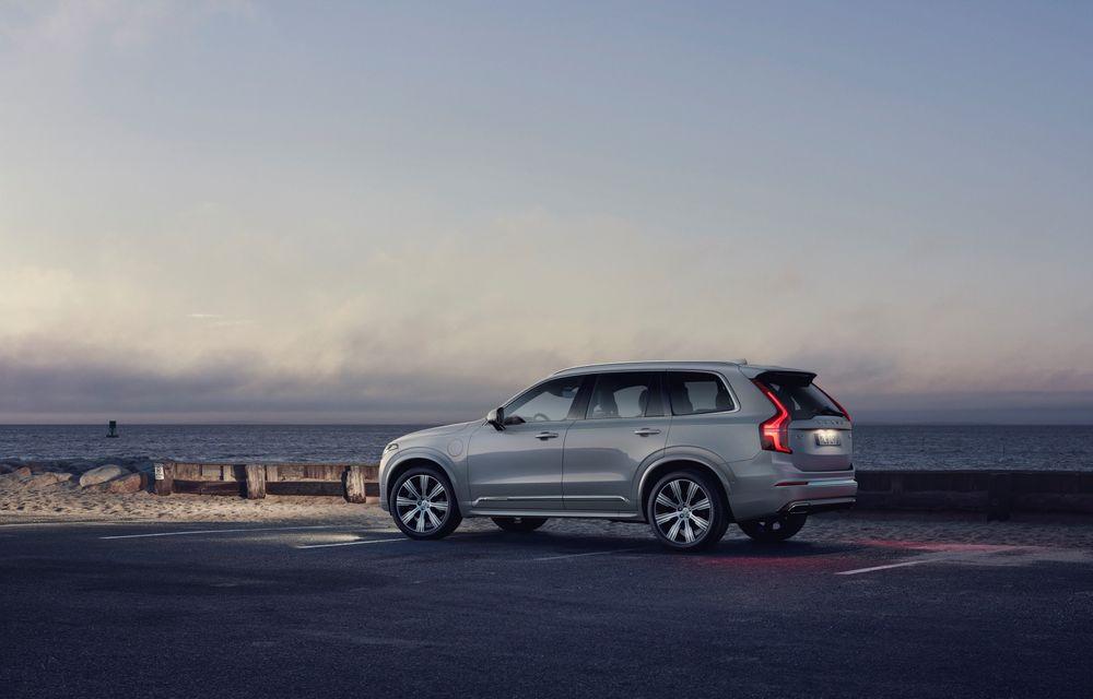 Mașinile din Romanian Roads Luxury Edition: Volvo XC90 T8 Inscription, vârful de gamă din oferta constructorului suedez - Poza 8