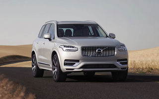 Mașinile din Romanian Roads Luxury Edition: Volvo XC90 T8 Inscription, vârful de gamă din oferta constructorului suedez