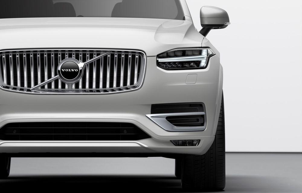 Mașinile din Romanian Roads Luxury Edition: Volvo XC90 T8 Inscription, vârful de gamă din oferta constructorului suedez - Poza 4