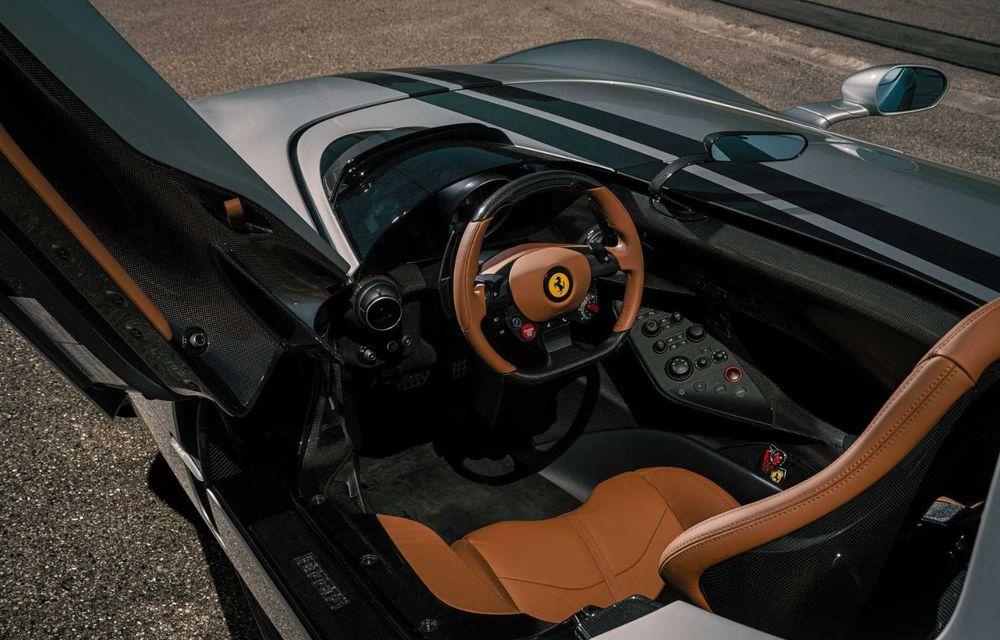 Tratament special pentru Ferrari Monza SP1 din partea tunerului Novitec: sistem nou de evacuare și motor V12 cu 844 CP - Poza 10