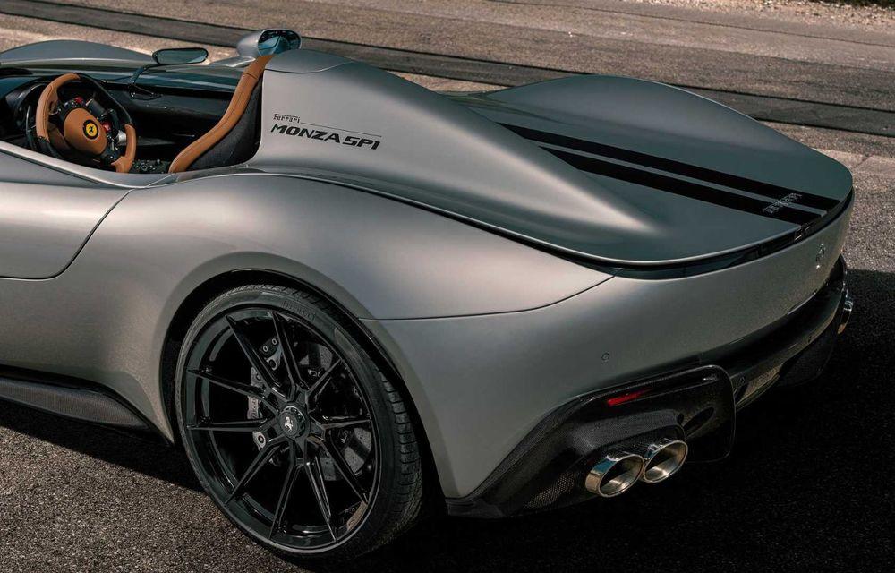 Tratament special pentru Ferrari Monza SP1 din partea tunerului Novitec: sistem nou de evacuare și motor V12 cu 844 CP - Poza 9