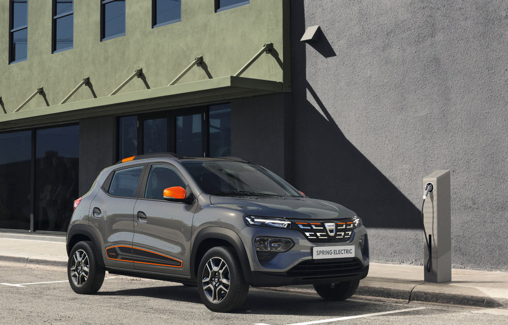 Dacia made in China: Dacia Spring, primul model electric al mărcii, va fi produs la uzina Renault-Dongfeng din Hubei, China - Poza 2