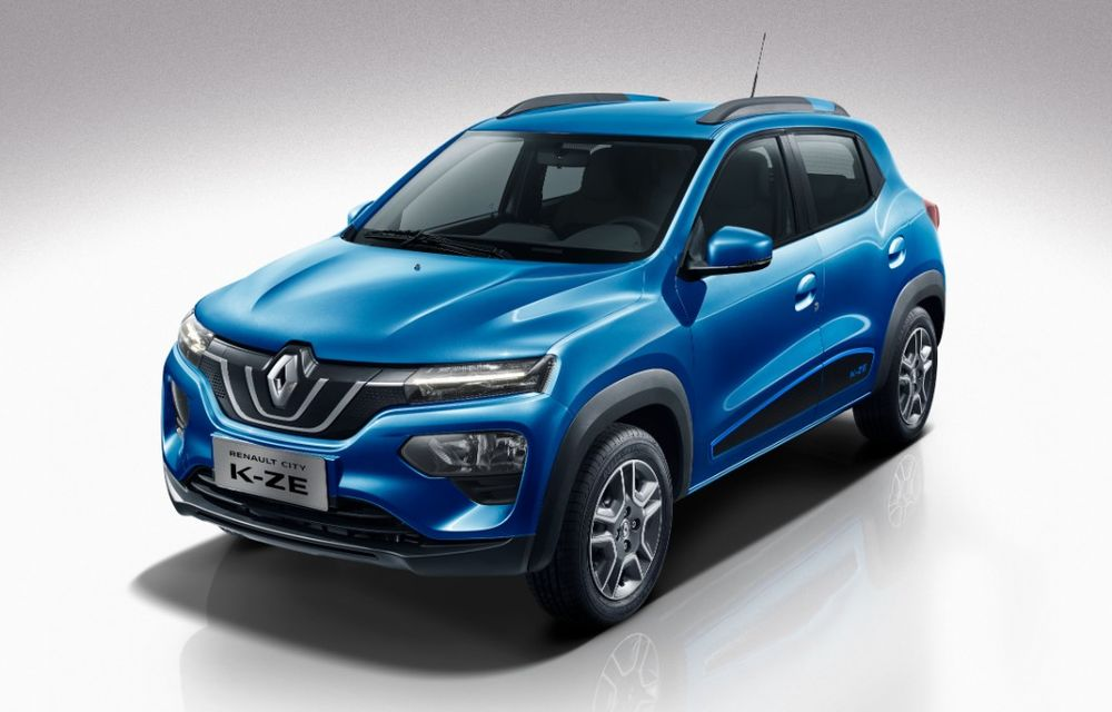 Dacia made in China: Dacia Spring, primul model electric al mărcii, va fi produs la uzina Renault-Dongfeng din Hubei, China - Poza 15