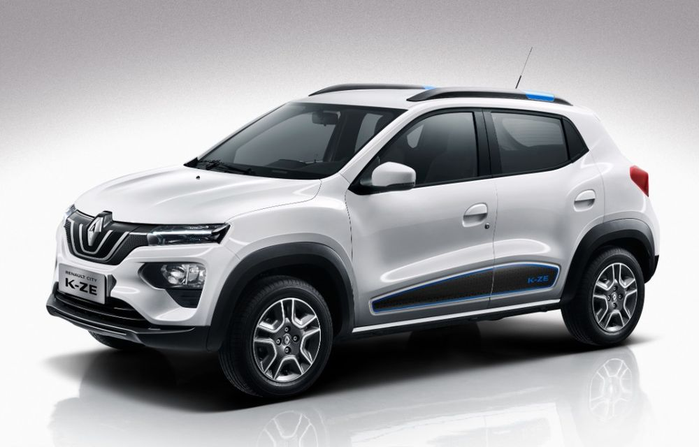 Dacia made in China: Dacia Spring, primul model electric al mărcii, va fi produs la uzina Renault-Dongfeng din Hubei, China - Poza 14