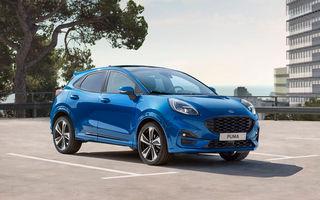 Recall pentru versiunile micro-hibrid de pe Ford Puma: conexiunile electrice ale acumulatorului de 48 de volți nu sunt strânse bine