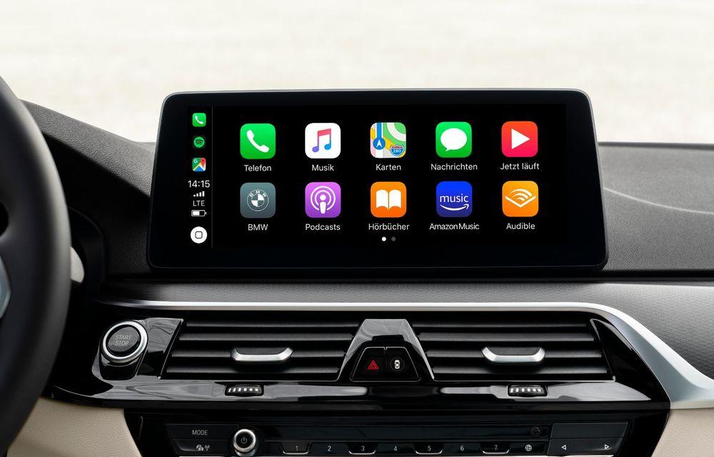 Actualizare over-the-air pentru actuala generație a sistemului de operare BMW: peste 750.000 de vehicule vor primi Android Auto wireless - Poza 3
