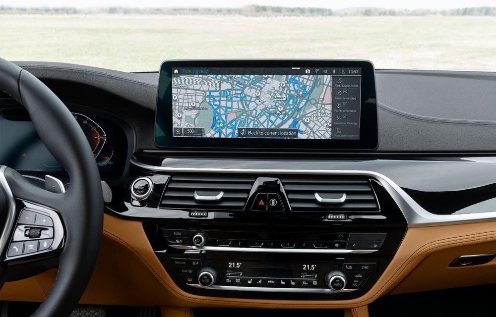 Actualizare over-the-air pentru actuala generație a sistemului de operare BMW: peste 750.000 de vehicule vor primi Android Auto wireless - Poza 7