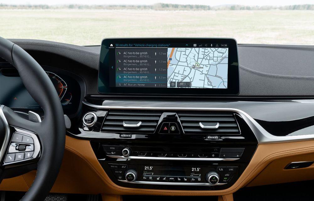 Actualizare over-the-air pentru actuala generație a sistemului de operare BMW: peste 750.000 de vehicule vor primi Android Auto wireless - Poza 8
