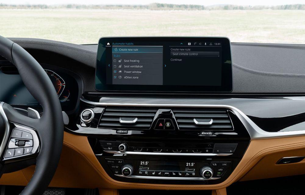 Actualizare over-the-air pentru actuala generație a sistemului de operare BMW: peste 750.000 de vehicule vor primi Android Auto wireless - Poza 10