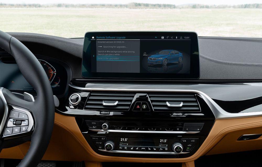 Actualizare over-the-air pentru actuala generație a sistemului de operare BMW: peste 750.000 de vehicule vor primi Android Auto wireless - Poza 11