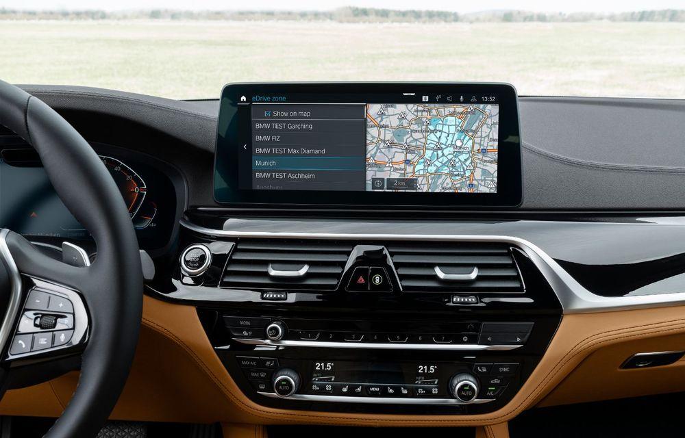 Actualizare over-the-air pentru actuala generație a sistemului de operare BMW: peste 750.000 de vehicule vor primi Android Auto wireless - Poza 13