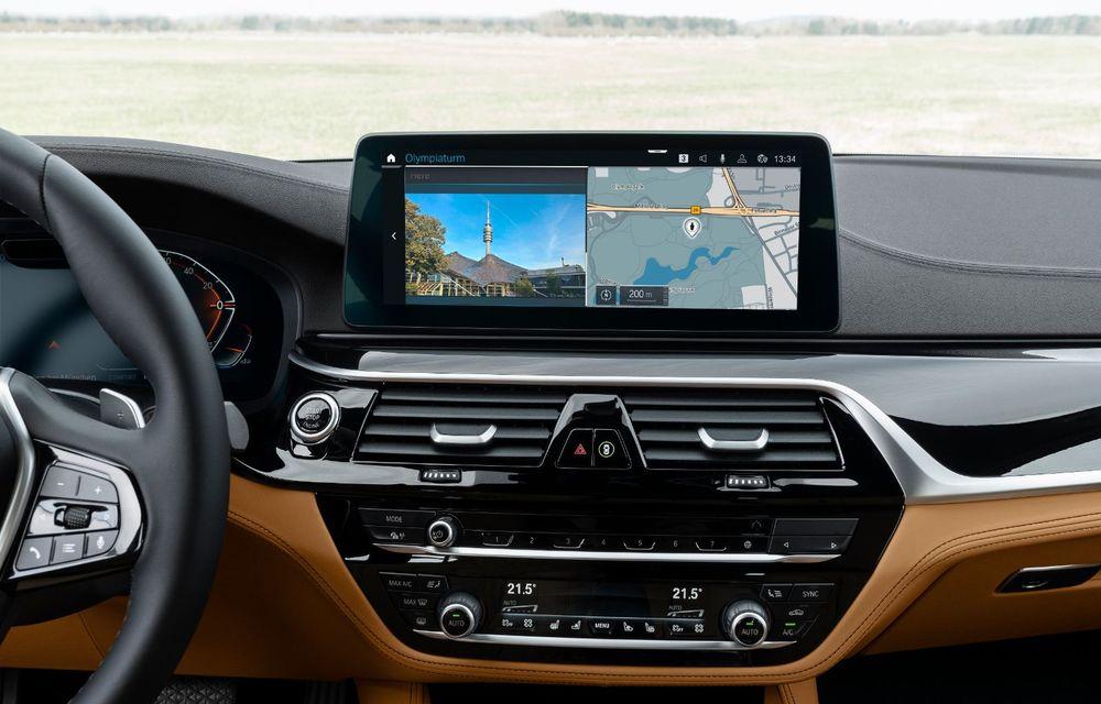 Actualizare over-the-air pentru actuala generație a sistemului de operare BMW: peste 750.000 de vehicule vor primi Android Auto wireless - Poza 6