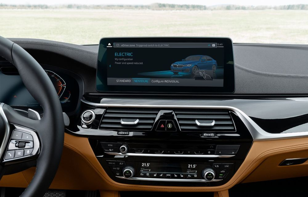 Actualizare over-the-air pentru actuala generație a sistemului de operare BMW: peste 750.000 de vehicule vor primi Android Auto wireless - Poza 12