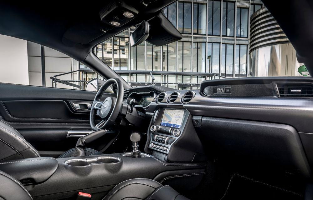 Ford Mustang Mach 1 va fi disponibil și în Europa: versiunea limitată are motor V8 de 5.0 litri și 460 de cai putere - Poza 23