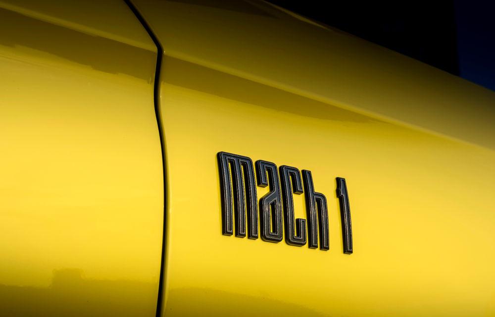 Ford Mustang Mach 1 va fi disponibil și în Europa: versiunea limitată are motor V8 de 5.0 litri și 460 de cai putere - Poza 14