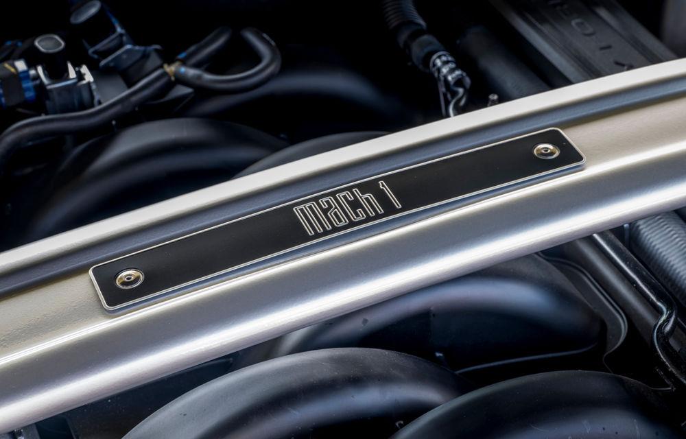 Ford Mustang Mach 1 va fi disponibil și în Europa: versiunea limitată are motor V8 de 5.0 litri și 460 de cai putere - Poza 16