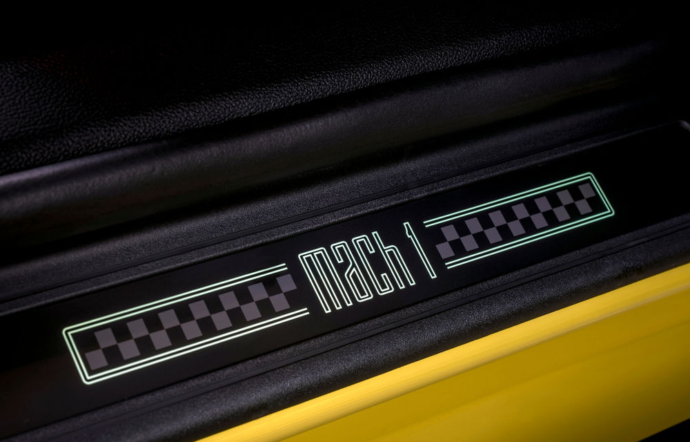 Ford Mustang Mach 1 va fi disponibil și în Europa: versiunea limitată are motor V8 de 5.0 litri și 460 de cai putere - Poza 19