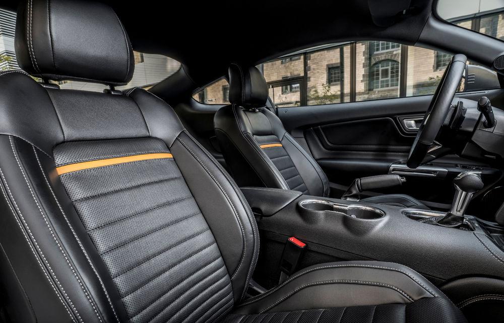 Ford Mustang Mach 1 va fi disponibil și în Europa: versiunea limitată are motor V8 de 5.0 litri și 460 de cai putere - Poza 22