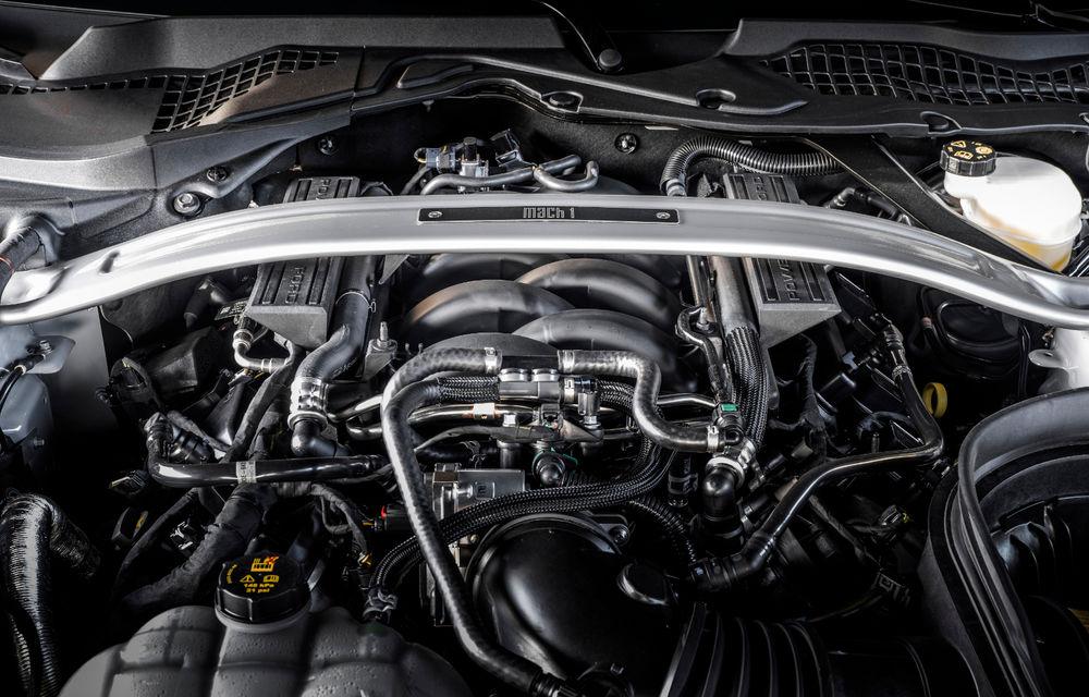 Ford Mustang Mach 1 va fi disponibil și în Europa: versiunea limitată are motor V8 de 5.0 litri și 460 de cai putere - Poza 24